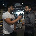 Junaid Kaliwala's Meet & Greet Session at Rhinos Gym
